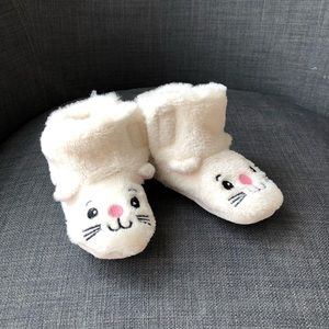 Other - 3 for 17$🔥 Baby Cozy Warm Soft Rabbit Booties